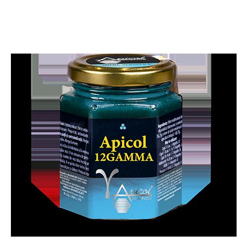 """Apicol12Gamma """"Mierea albastra"""" 200ML APICOL SCIENCE"""