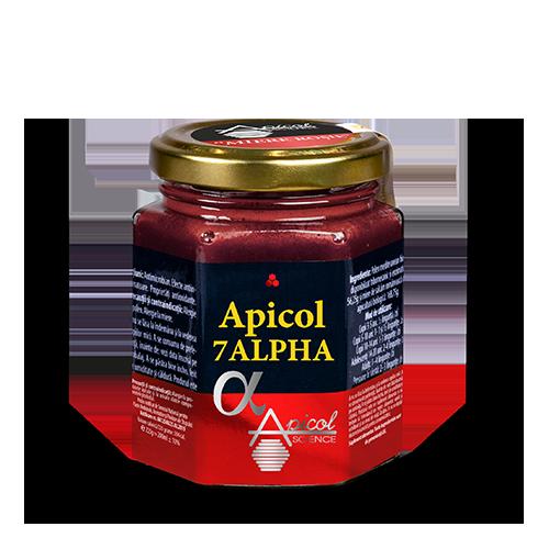 Apicol7Alpha 'Mierea rosie' 200ML APICOL SCIENCE