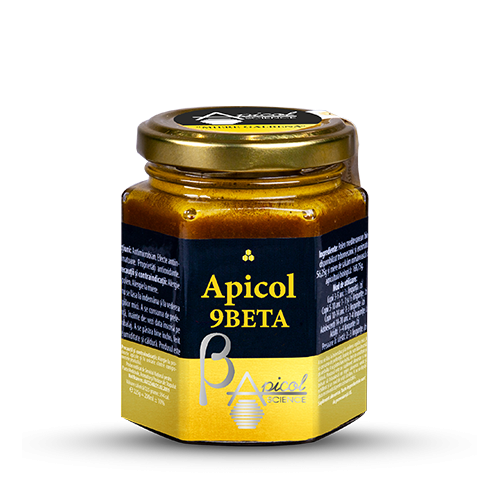 Apicol9Beta 'Mierea galbena' 200ML APICOL SCIENCE