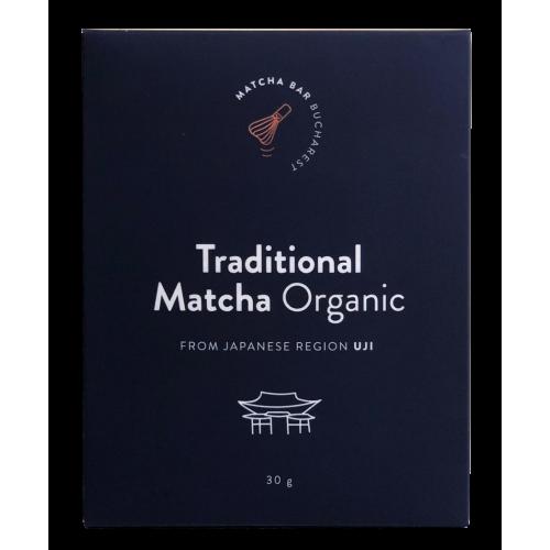 Matcha Traditional Uji 30G MATCHA CAFE