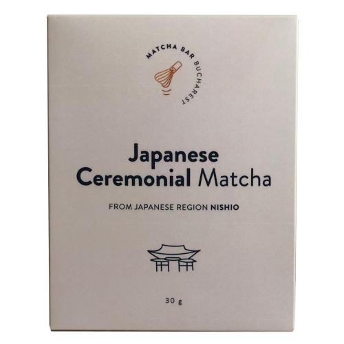 Matcha Ceremonial Nishio 30G MATCHA CAFE