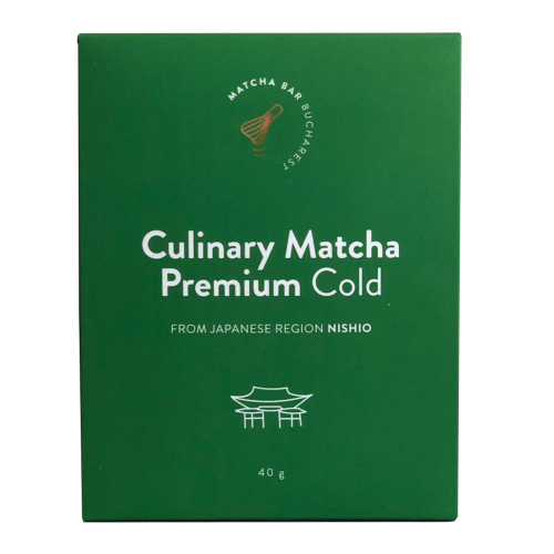 Culinary Matcha Premium Cold 40G MATCHA CAFE
