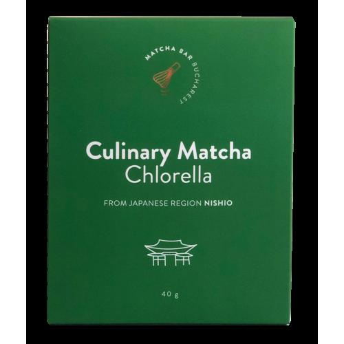 Matcha Chlorella 40G MATCHA CAFE