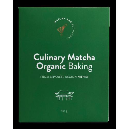 Matcha Baking 40G MATCHA BAR