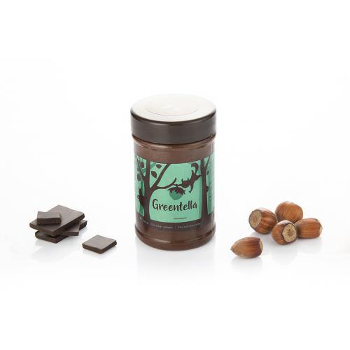 Greentella crema cu cacao si alune 300G SWEETERIA