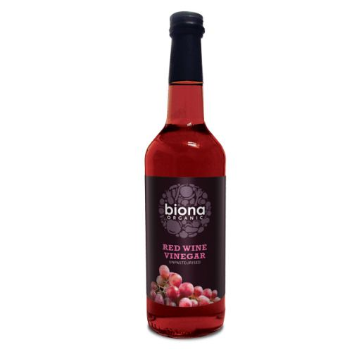 Otet din vin rosu bio 500ML BIONA