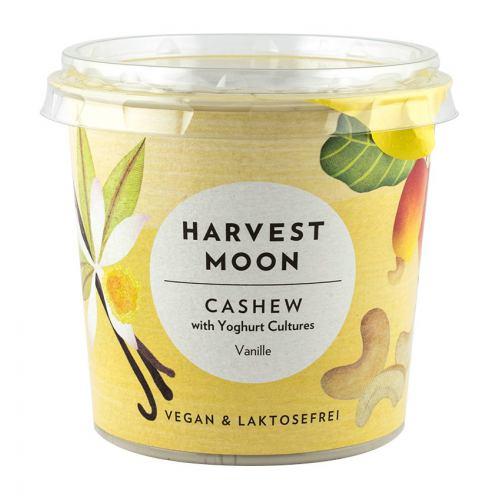 Preparat bio fermentat din bautura de caju cu vanilie 300G HARVEST MOON