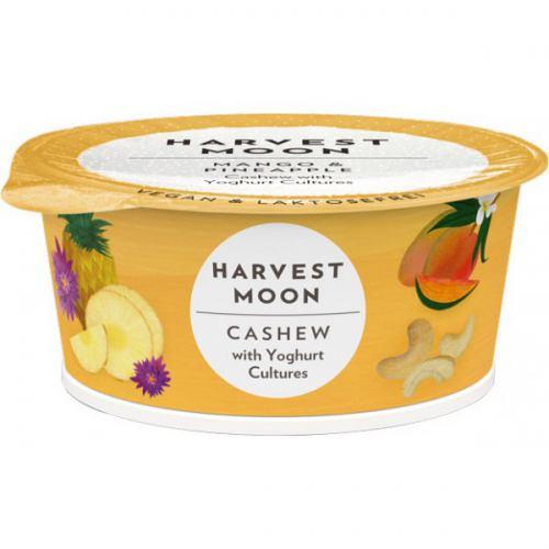 Preparat bio fermentat din bautura de caju cu mango si ananas 125G HARVEST MOON