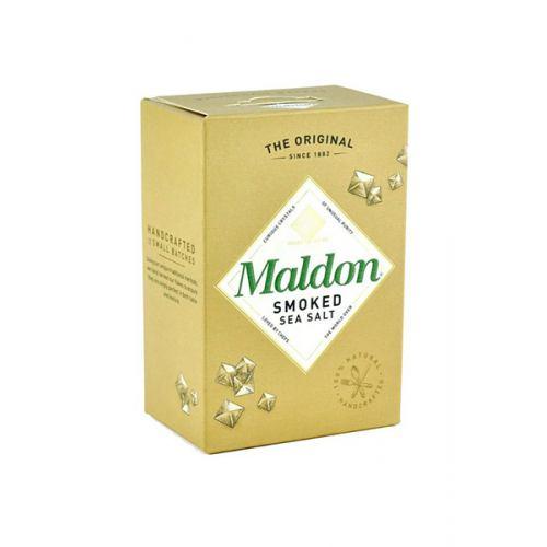Fulgi de sare afumata Maldon 125G MALDON SALT LTD