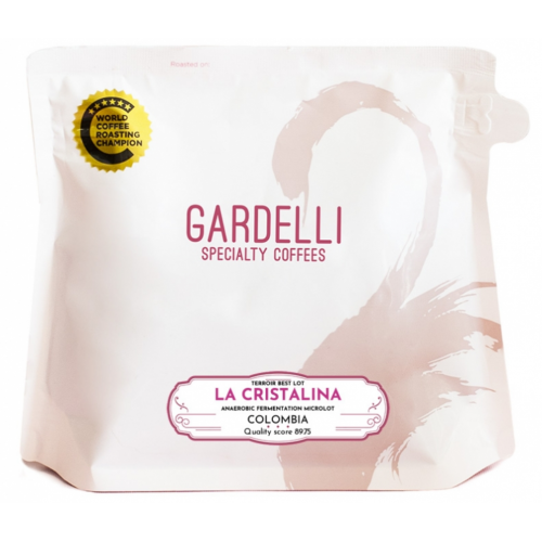 La Cristalina Colombia 250G GARDELLI SPECIALTY COFFEES
