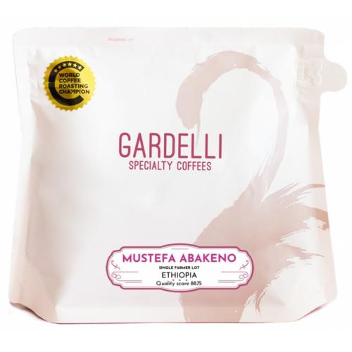 Ethiopia Mustefa Abakeno 250G GARDELLI SPECIALTY COFFEES