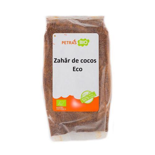 Zahar de cocos raw bio 250G PETRAS BIO