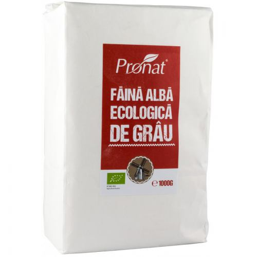 FAINA ALBA DE GRAU ECOLOGICA 1KG PRONAT