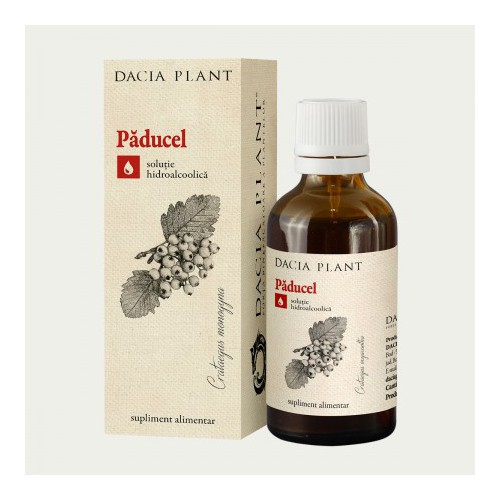 Paducel Tinctura 50ml DACIA PLANT