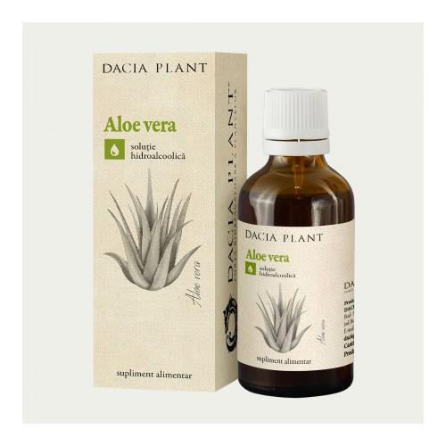 Aloe Vera Tinctura 50ml DACIA PLANT