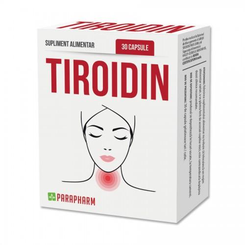 Tiroidin 30cps Parapharm
