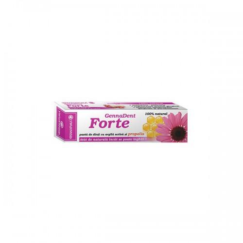 GennaDent Forte Pasta De Dinti 50ml VIVANATURA