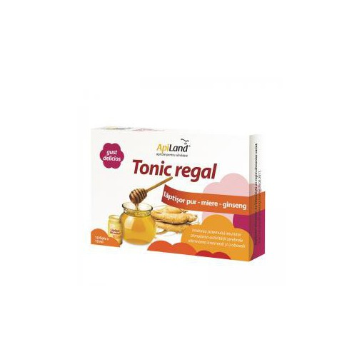 Tonic Regal 10 fiole APILAND