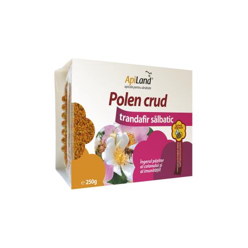 Polen crud Trandafir Salbatic 250 g APILAND