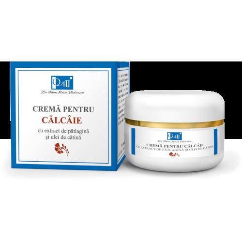 Crema Pentru Calcaie 50ml Q4U