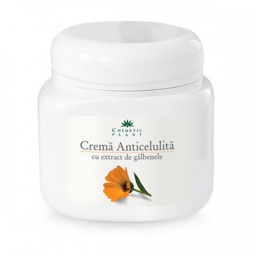 Crema Anticelulita cu Extract de Galbenele 500 ml COSMETIC PLANT